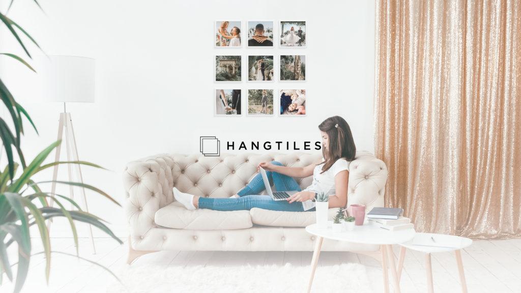 Hangtiles - photo tiles